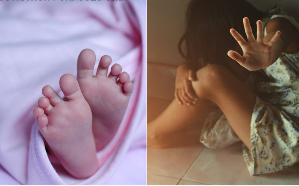 Thức dậy lúc 3 giờ sáng, người mẹ sốc đến không nói nên lời khi thấy con gái 13 tuổi vừa sinh con