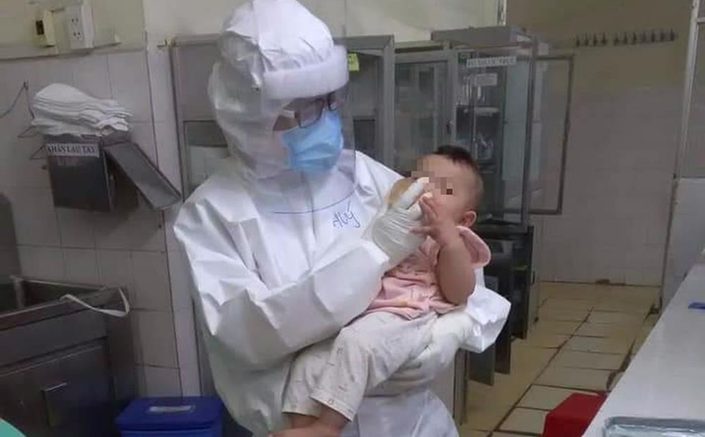 """Thưởng """"nóng"""" nữ bác sĩ vắt sữa nuôi bệnh nhi Covid-19"""