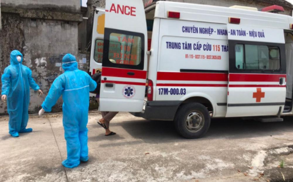 Thái Bình phát hiện 3 lái xe, phụ xe khách đường dài dương tính với SARS-CoV-2