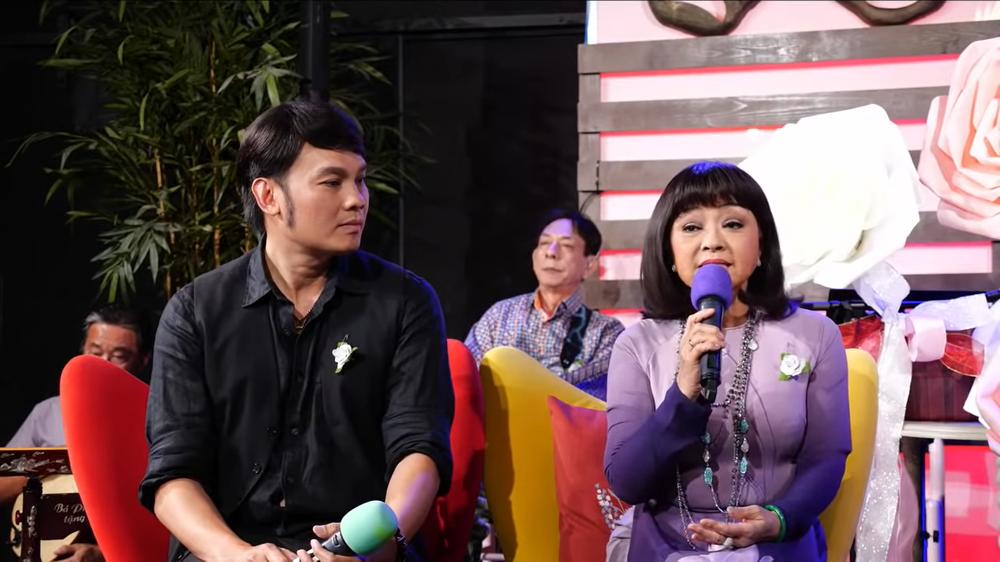 NSƯT Kim Tiểu Long lên tiếng khi bị nói dễ dãi vì gọi danh ca Hương Lan là mẹ - Ảnh 4.
