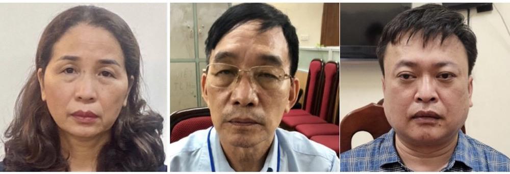 NÓNG: Bắt nguyên Giám đốc Sở Giáo dục và Đào tạo Quảng Ninh cùng nhiều đồng phạm - Ảnh 1.