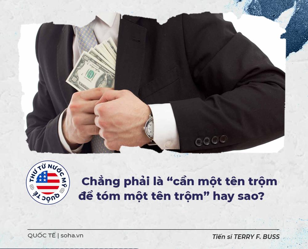 Thư từ nước Mỹ: Lấy tiền của chính phủ Mỹ quá dễ dàng, bạn sẽ bất ngờ khi biết số tiền đã rơi vào tay kẻ cắp - Ảnh 4.