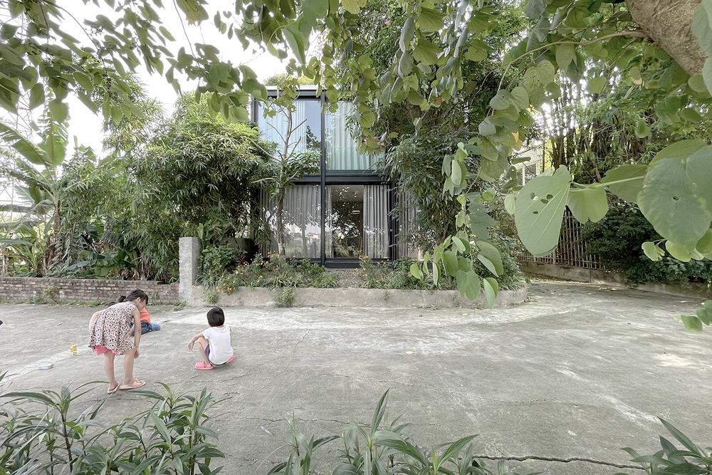 Ngôi nhà nhỏ với bụi chuối, bờ tre ở Ngọc Thụy - Long Biên đẹp lạ trên báo Mỹ - Ảnh 8.
