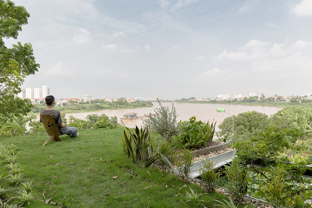 Ngôi nhà nhỏ với bụi chuối, bờ tre ở Ngọc Thụy - Long Biên đẹp lạ trên báo Mỹ - Ảnh 5.