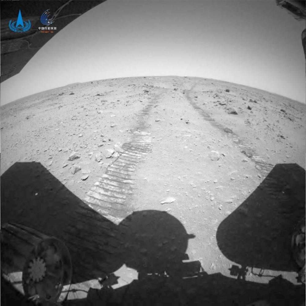 Thước phim độc trên sao Hỏa của Trung Quốc: Trong lịch sử, chỉ 2 quốc gia làm được! - Ảnh 2.
