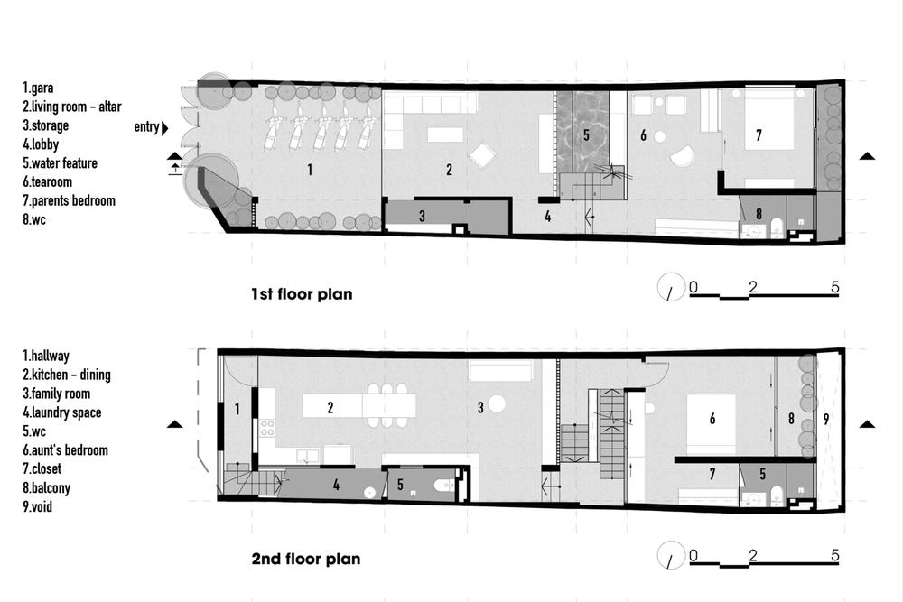 Tp.HCM: Ngôi nhà 40 năm tuổi tồi tàn, chắp vá đẹp lạ sau khi được cải tạo - Ảnh 20.