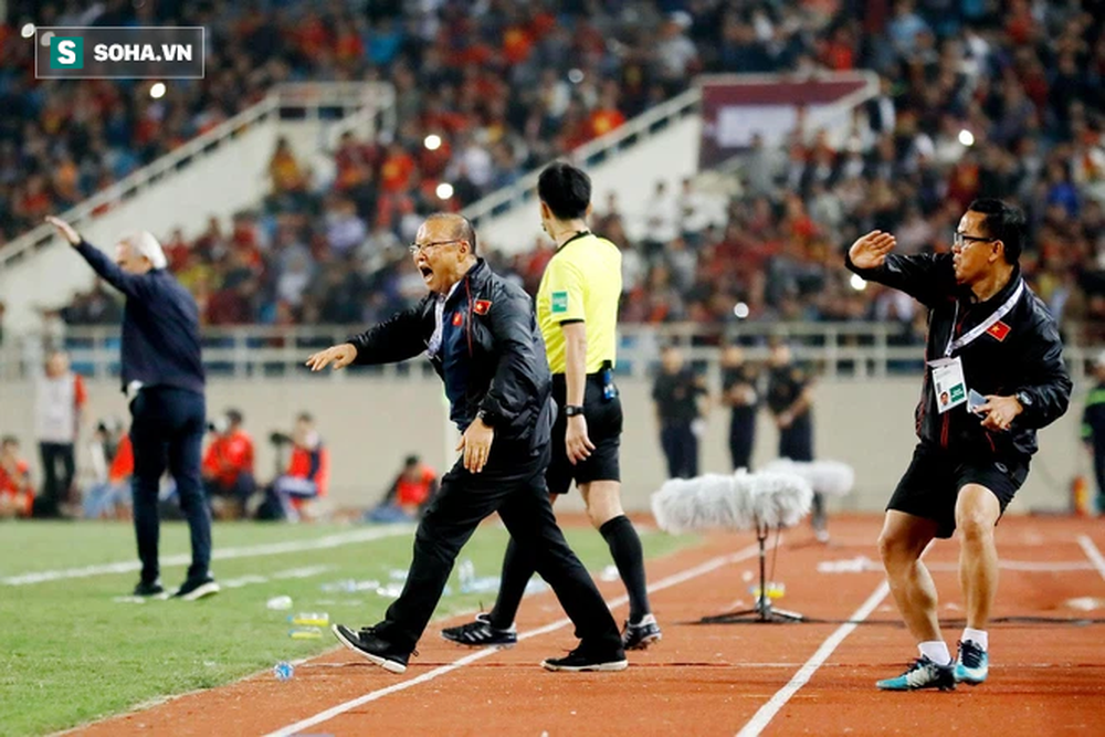 Vòng loại World Cup dùng luật như Champions League, HLV Park Hang-seo được hưởng lợi? - Ảnh 2.