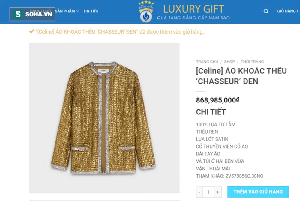 CEO 8x của DN vốn 500.000 tỷ ở nhà cấp 4: Bán áo trăm triệu, kim cương trăm tỷ ship COD - Ảnh 5.