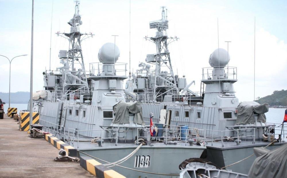 Campuchia cho phép Tùy viên quốc phòng Mỹ kiểm tra cảng Ream để giải tỏa nghi ngờ