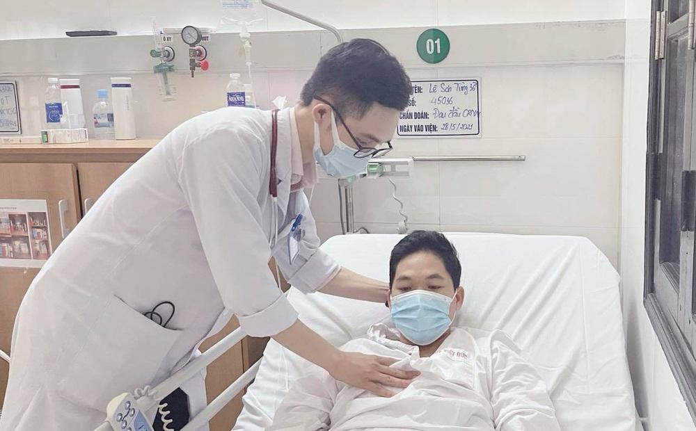 36 tuổi khoẻ mạnh bỗng đau đầu, nam bệnh nhân suýt mất mạng vì lý do ít ai ngờ