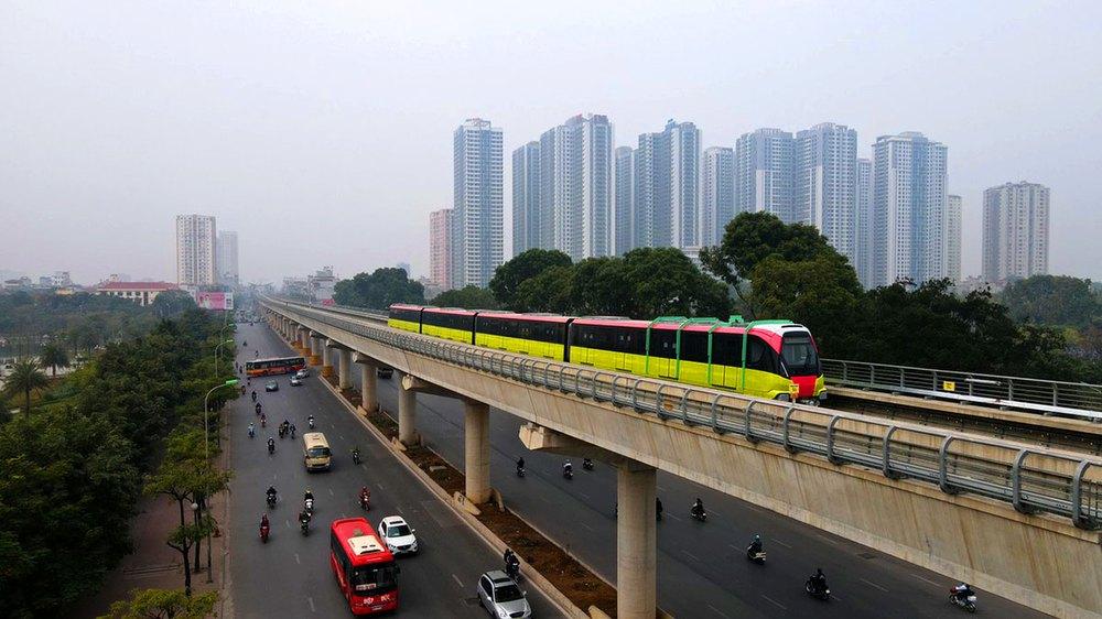Ngày mai chạy thử  6 đoàn tàu metro Nhổn - Ga Hà Nội - Ảnh 3.
