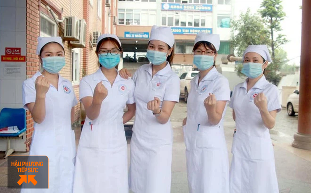 Cả trăm bác sỹ Nghệ An tha thiết xin được lên đường ra Bắc Giang chi viện chống dịch Covid-19 - Ảnh 2.