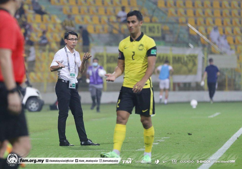 Đừng nhìn Malaysia thua UAE 0-4 mà vội xem thường, họ không thua kém ĐT Việt Nam nhiều - Ảnh 3.