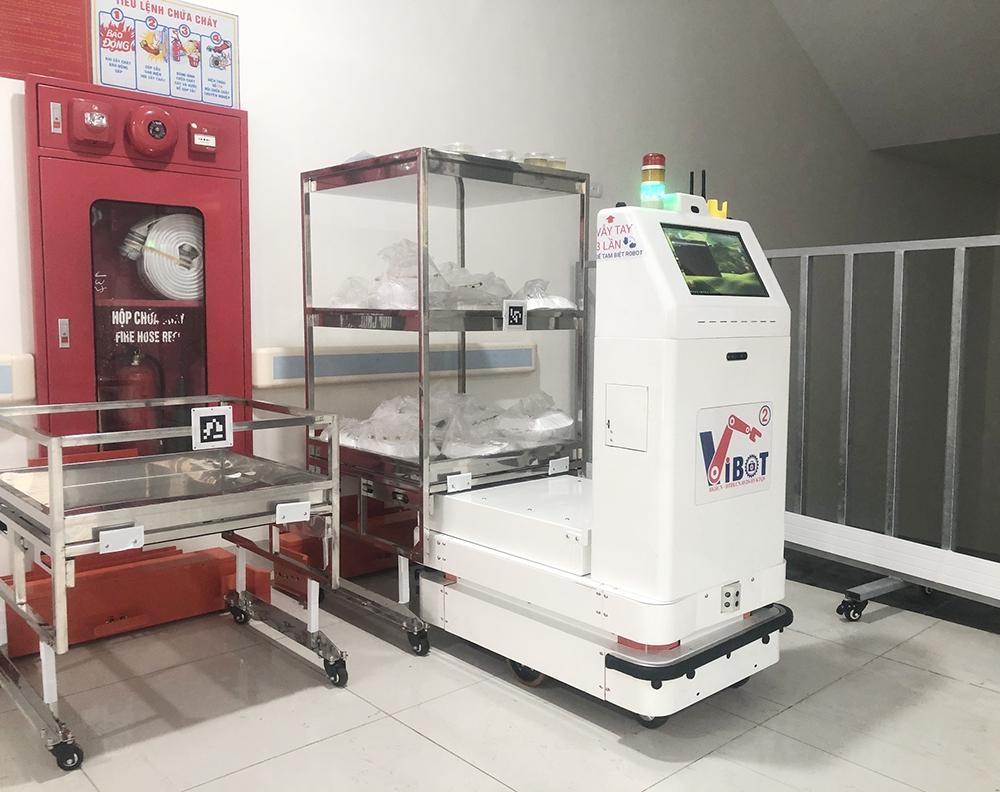 TIN VUI CHỐNG COVID 5/6: Xuất hiện 2 bác sĩ siêu khỏe ở Bắc Giang và chiếc máy ngửi siêu khủng - Ảnh 3.