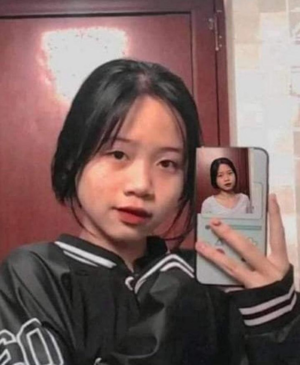 Nữ sinh xinh đẹp ở Nghệ An mất tích bí ẩn sau khi đi bộ ra khỏi nhà - Ảnh 1.