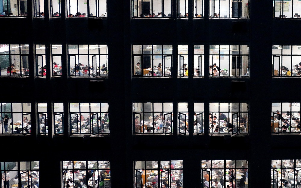 7 ngày qua ảnh: Học sinh Trung Quốc ôn luyện buổi tối để chuẩn bị thi đại học - Ảnh 3.