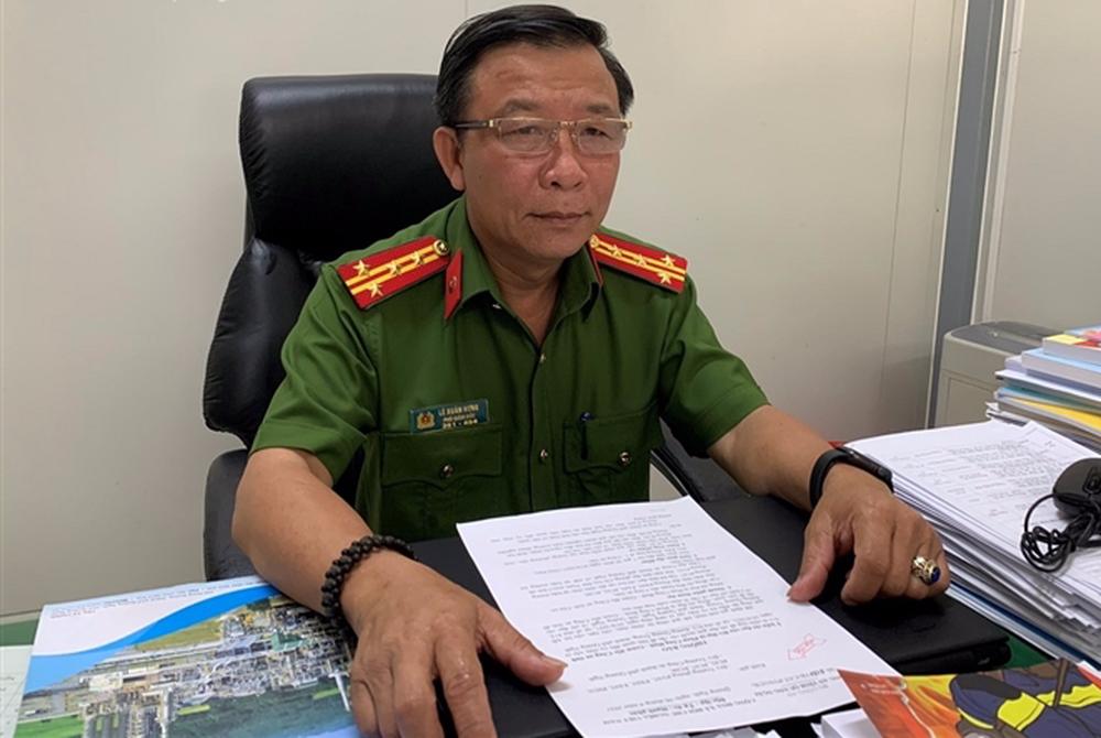Vụ cháy 4 người tử vong ở Quảng Ngãi: Cảnh sát PCCC bị chê chậm, lãnh đạo Công an nói gì? - Ảnh 4.