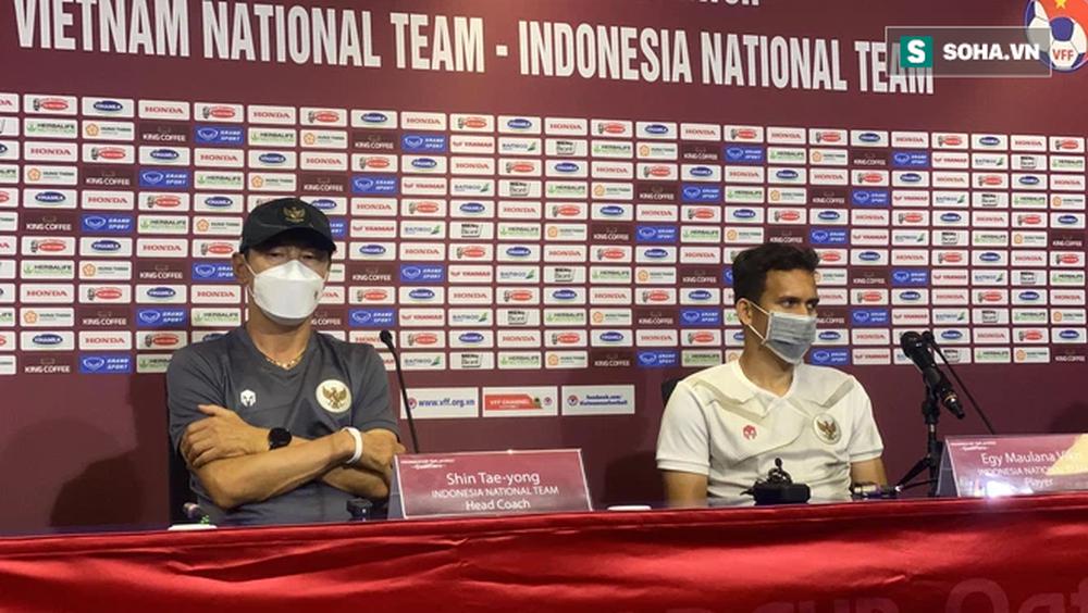 HLV Indonesia: Tôi từng thắng nhiều lần, nhưng giờ ông Park Hang-seo giỏi hơn xưa rồi - Ảnh 1.