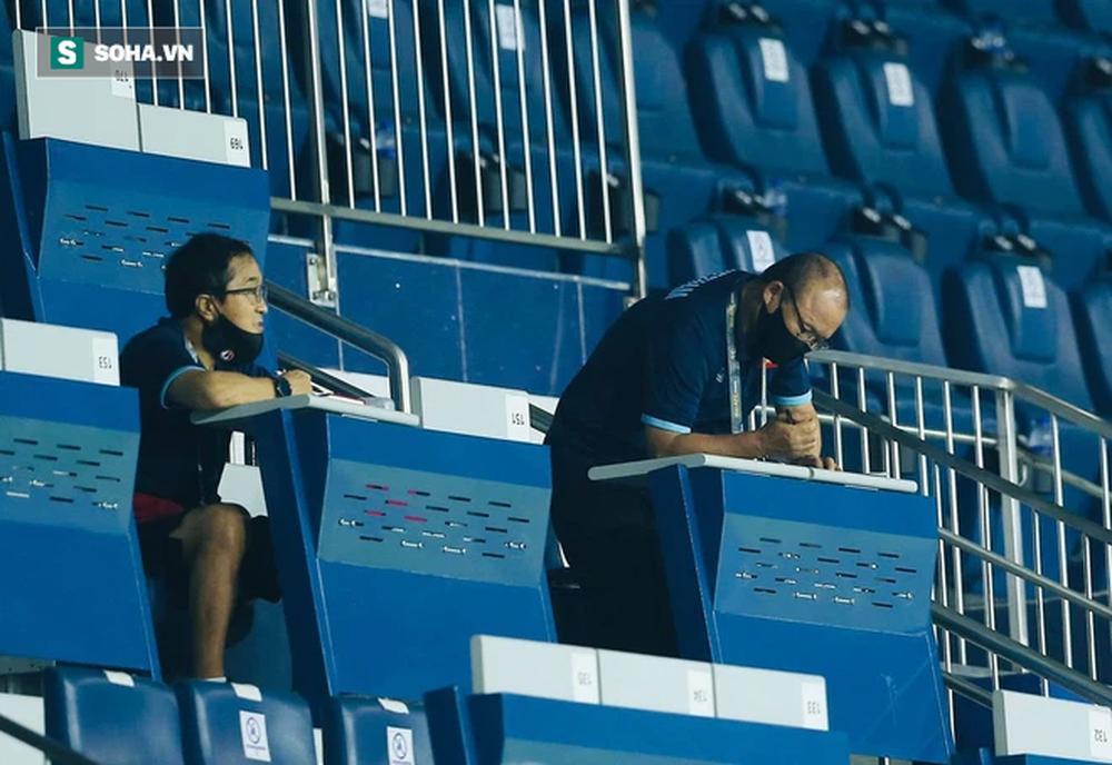HLV Park Hang-seo đọc vị đối thủ, nhấn mạnh: Indonesia đã khác nhiều so với lượt đi - Ảnh 1.