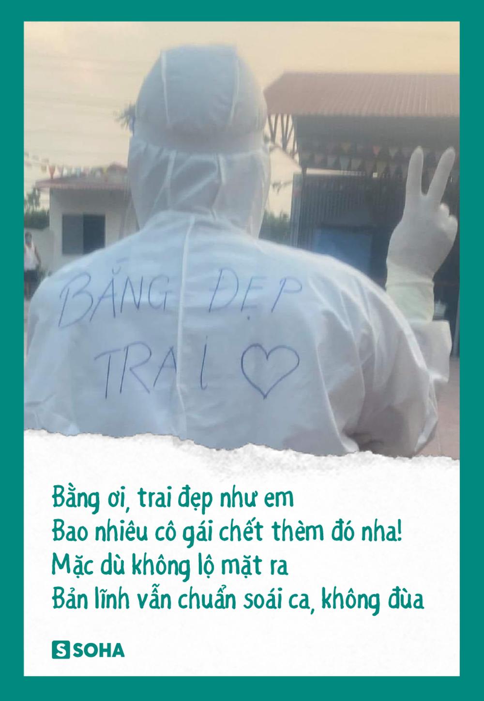 Trai đẹp không bị trục xuất ở Bắc Giang và gái đẹp xuống tóc chống dịch COVID-19 - Ảnh 2.