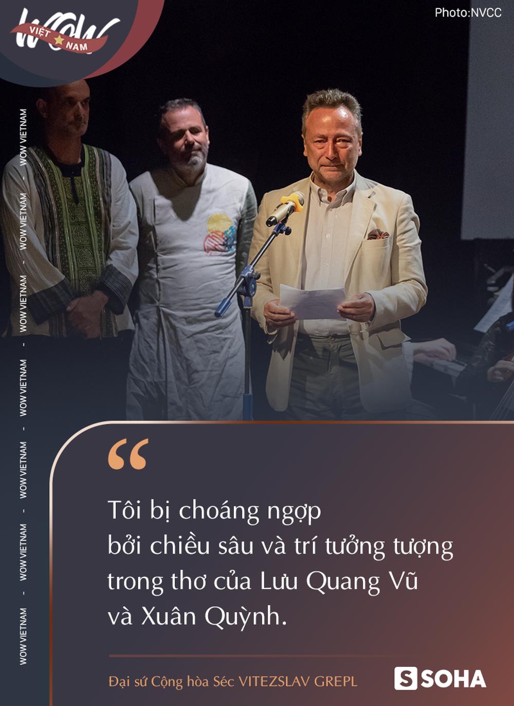 Đại sứ Cộng hòa Séc tại Việt Nam: Tôi không ngờ số phận bi thảm của Lưu Quang Vũ và Xuân Quỳnh sẽ tác động sâu sắc đến mình như vậy - Ảnh 2.