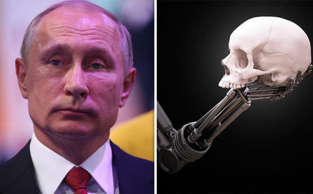 """Những con robot giết người của Israel và Thổ là """"trò trẻ con"""" nếu so với thứ này của Nga?"""
