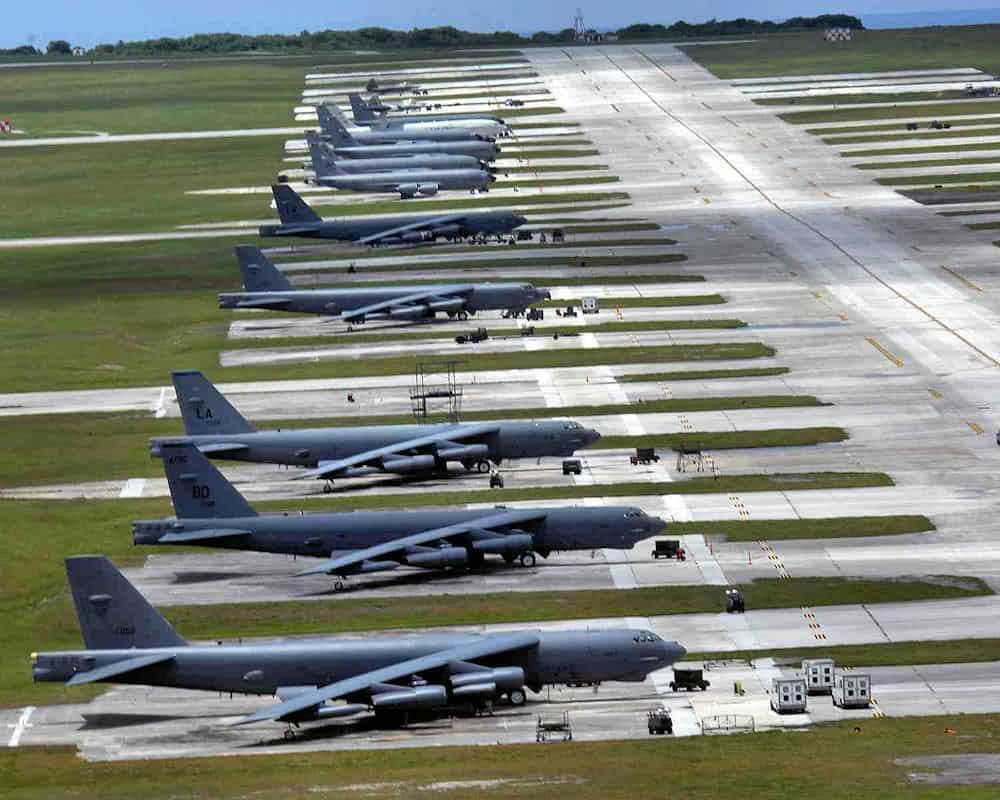 Đại tướng Mỹ: Tấn công Guam, Trung Quốc tự đâm đầu vào tảng bê tông - Thất bại thấy rõ - Ảnh 4.