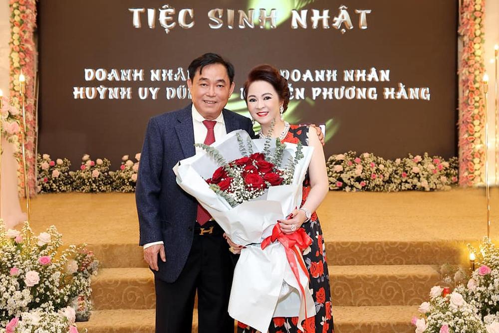 Bà Phương Hằng: Đối thủ lớn nhất của tôi luôn là ông Huỳnh Uy Dũng - Ảnh 1.