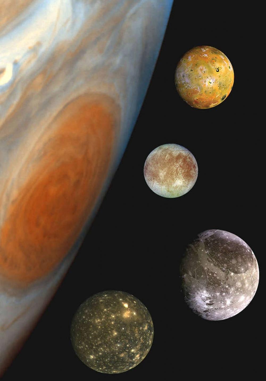 Tàu vũ trụ NASA lần đầu tiên đi qua Mặt trăng Ganymede của sao Mộc trong hơn 2 thập kỷ - Ảnh 1.