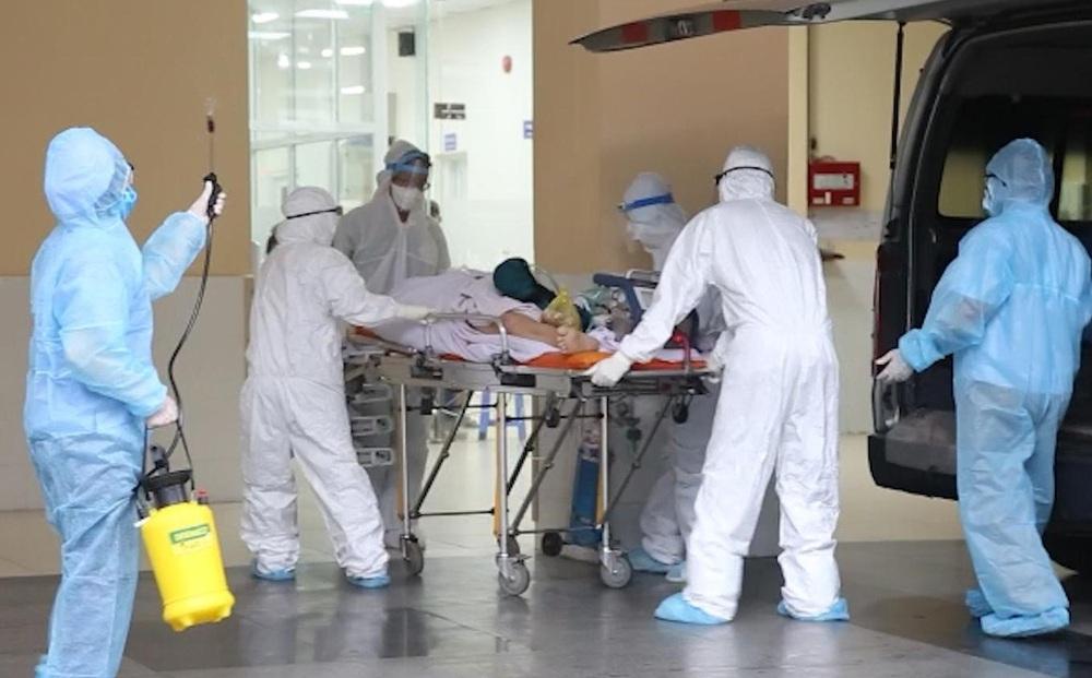 Hành trình đặt ECMO và chuyển chiến sĩ công an mắc COVID-19 về Bệnh viện Chợ Rẫy