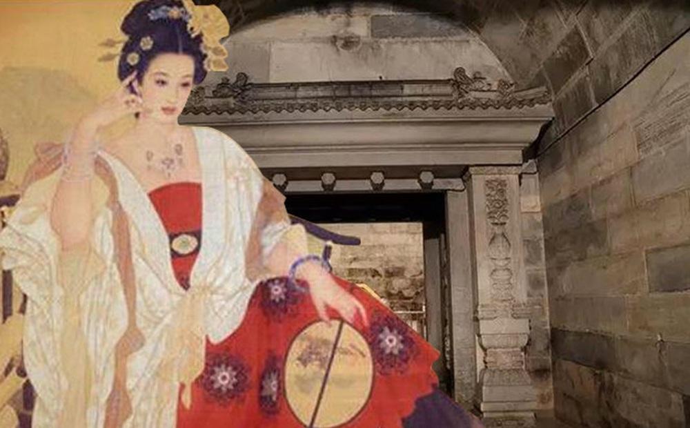 Tên trộm to gan phá tung lăng mộ nghìn tuổi, lấy trộm quan tài 27 tấn nhưng để lại một bức tranh mỹ nữ - Nàng là ai?