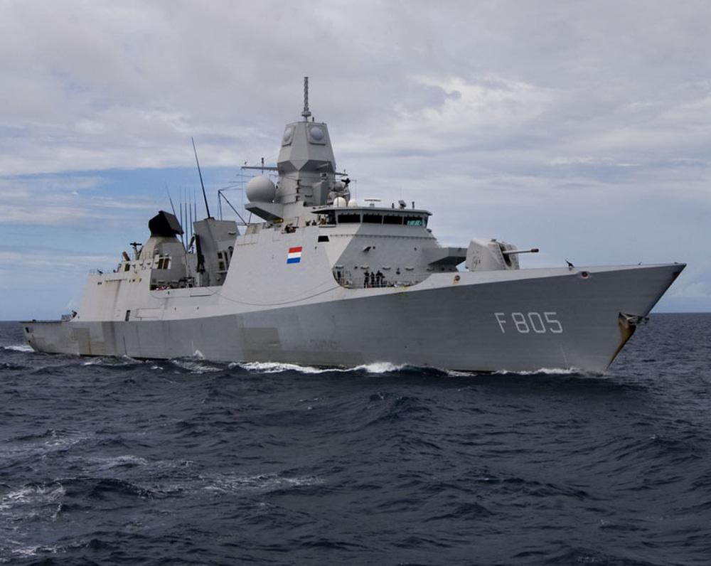 Thủ phạm khiến tàu chiến Hà Lan hoảng sợ ở Biển Đen tiết lộ năng lực đáng sợ nào của Nga? - Ảnh 1.