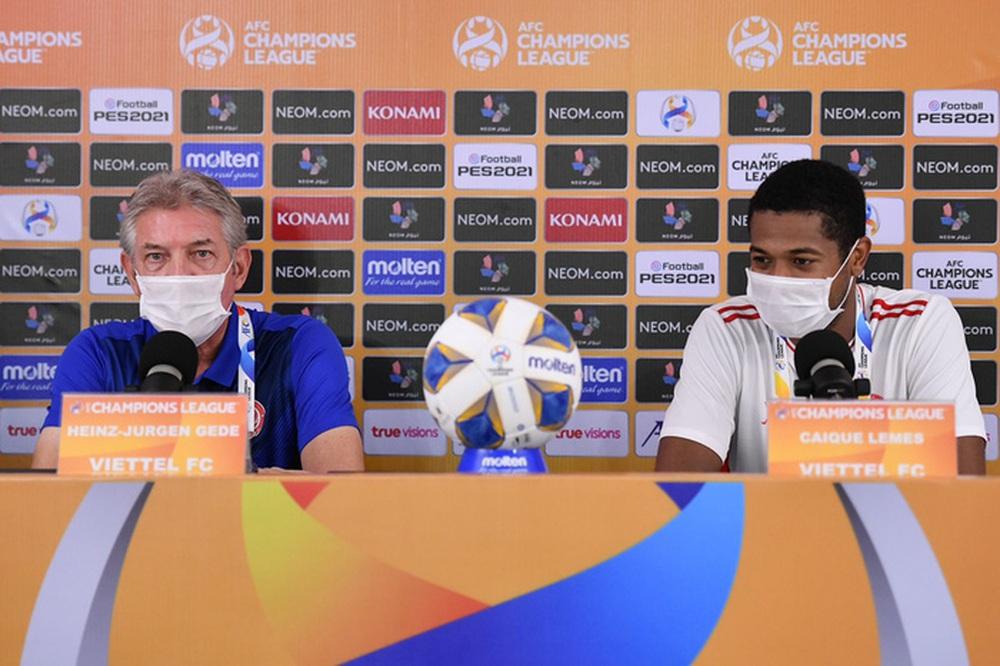 Viettel đã nhận được nhiều bài học ở AFC Champions League - Ảnh 1.