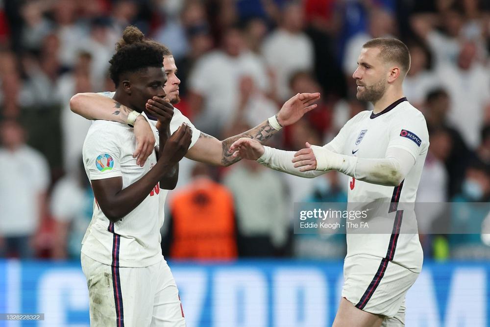 Thảm họa chiến thuật của HLV Southgate khiến đội tuyển Anh thua cay đắng trong loạt đá 11m - Ảnh 3.
