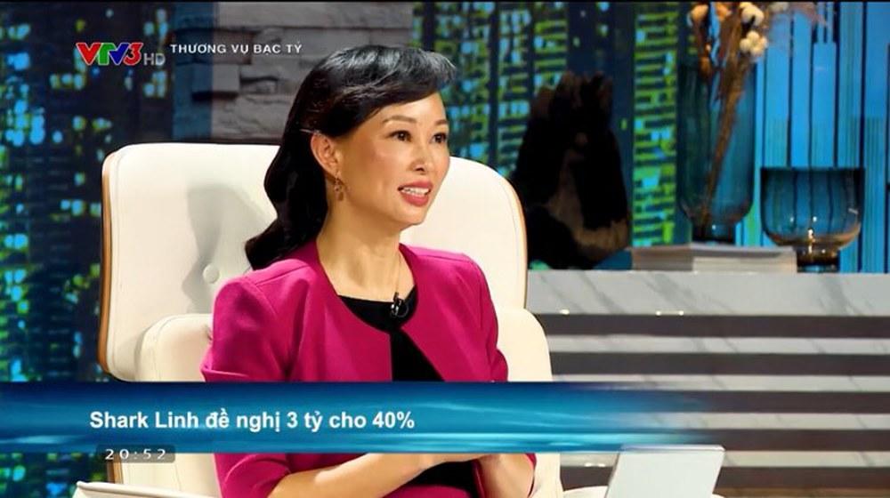 Nữ CEO chào sân ấn tượng với câu hỏi hé lộ nỗi sợ khen người khác xinh của Shark Phú - Ảnh 4.