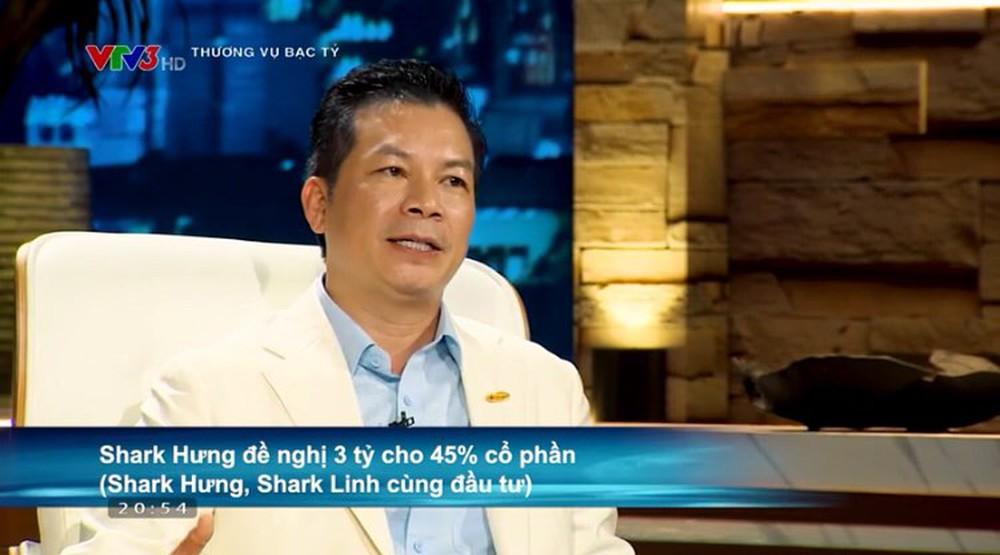 Nữ CEO chào sân ấn tượng với câu hỏi hé lộ nỗi sợ khen người khác xinh của Shark Phú - Ảnh 5.