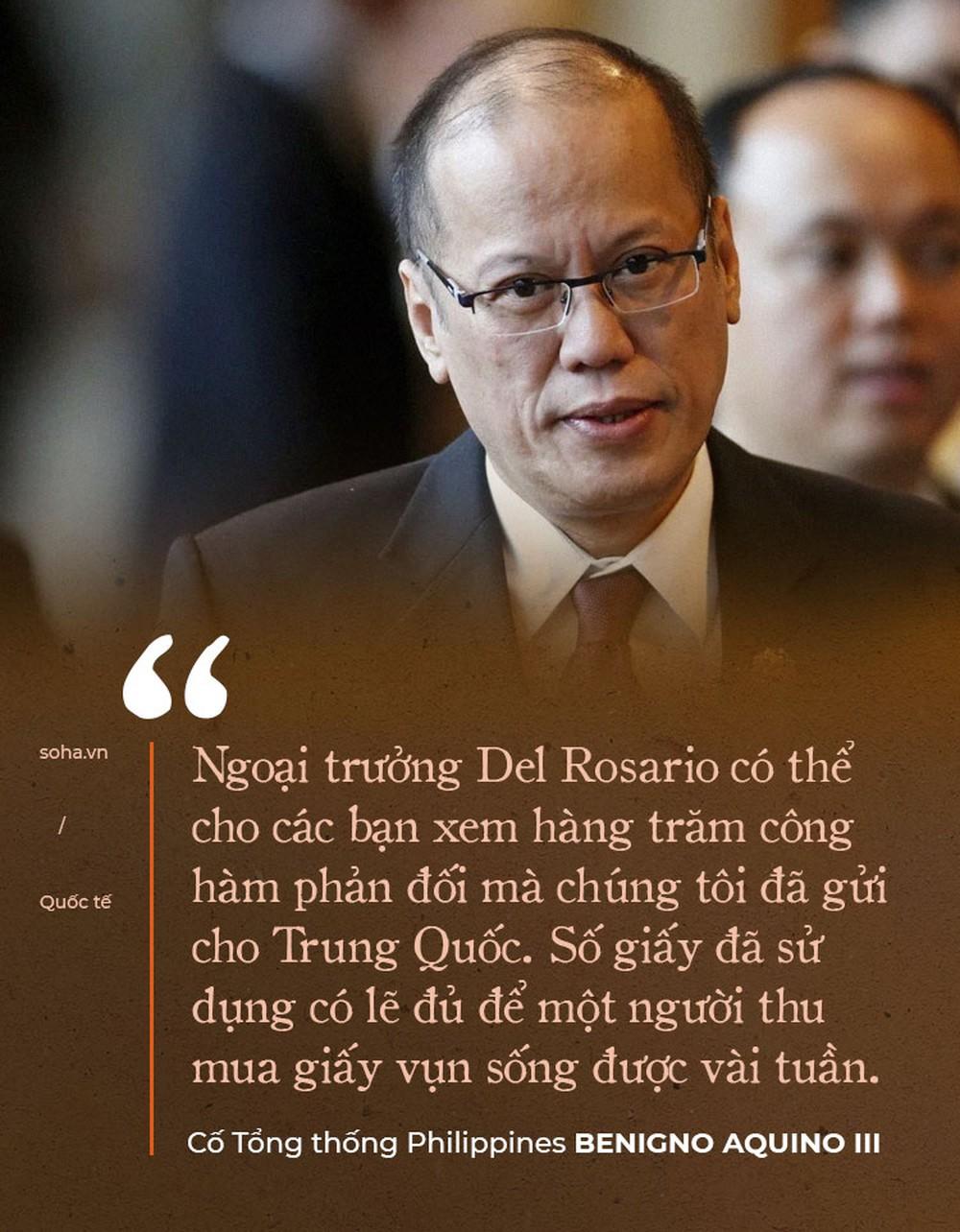 Aquino - vị Tổng thống dám đưa Trung Quốc ra tòa và chuyện vượt qua nỗi sợ người khổng lồ - Ảnh 1.