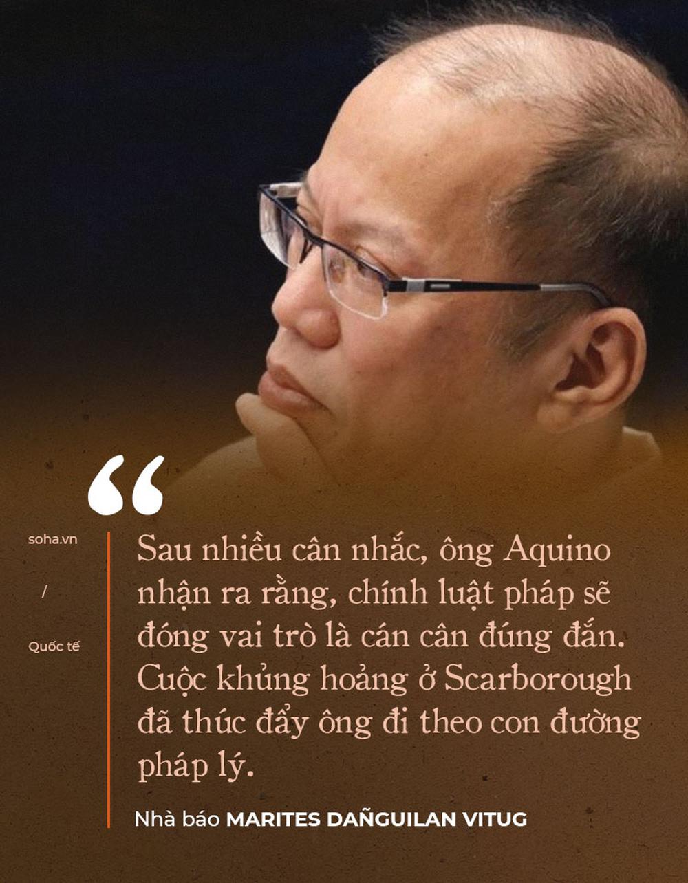 Aquino - vị Tổng thống dám đưa Trung Quốc ra tòa và chuyện vượt qua nỗi sợ người khổng lồ - Ảnh 2.