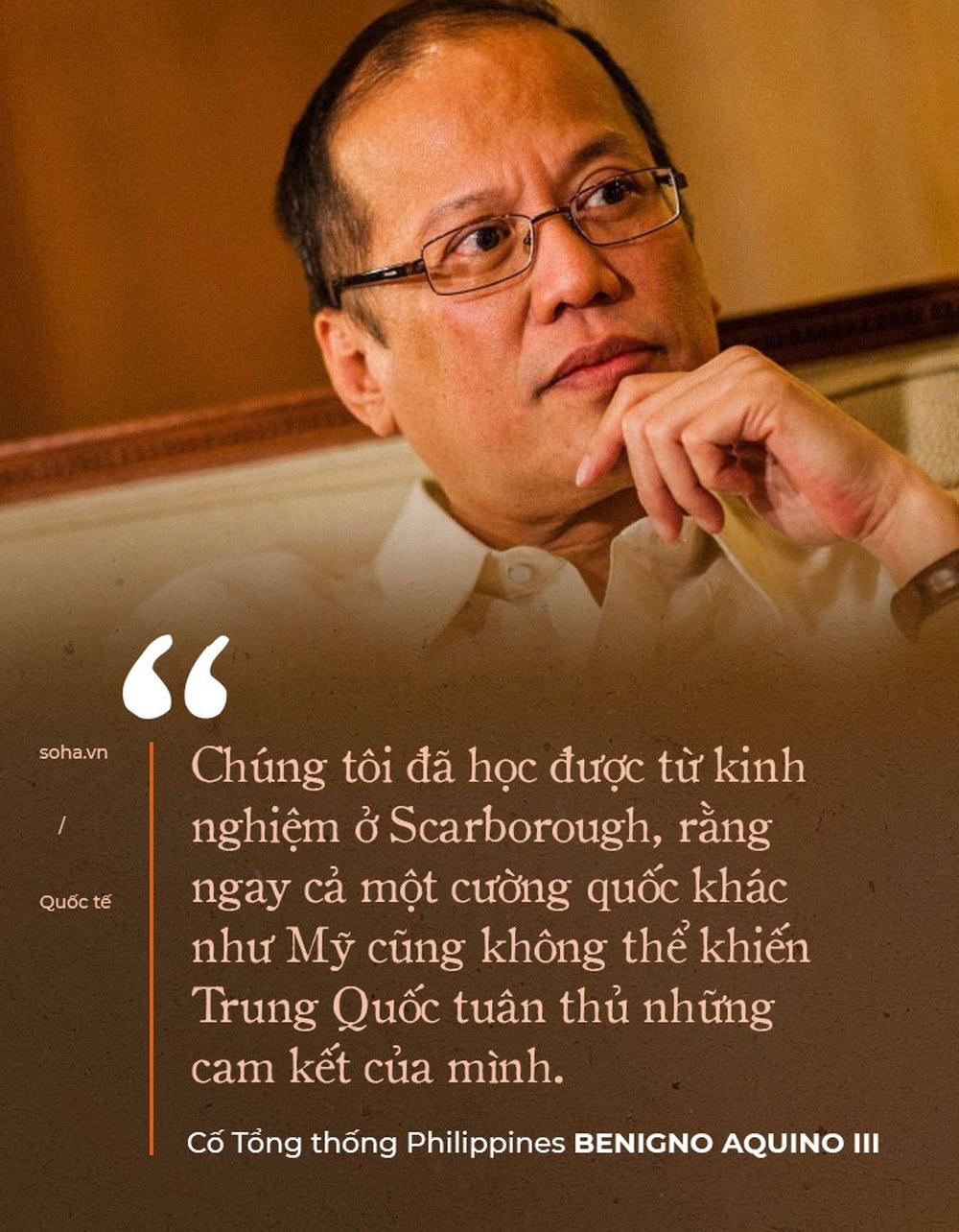 Aquino - vị Tổng thống dám đưa Trung Quốc ra tòa và chuyện vượt qua nỗi sợ người khổng lồ - Ảnh 3.