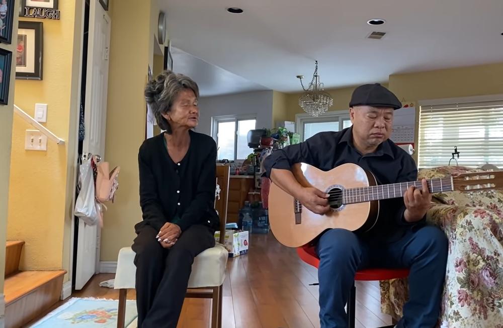 Bất ngờ clip Kim Ngân hát live ngọt ngào sau hơn 20 năm hóa điên, nhạc công hết lời khen - Ảnh 3.