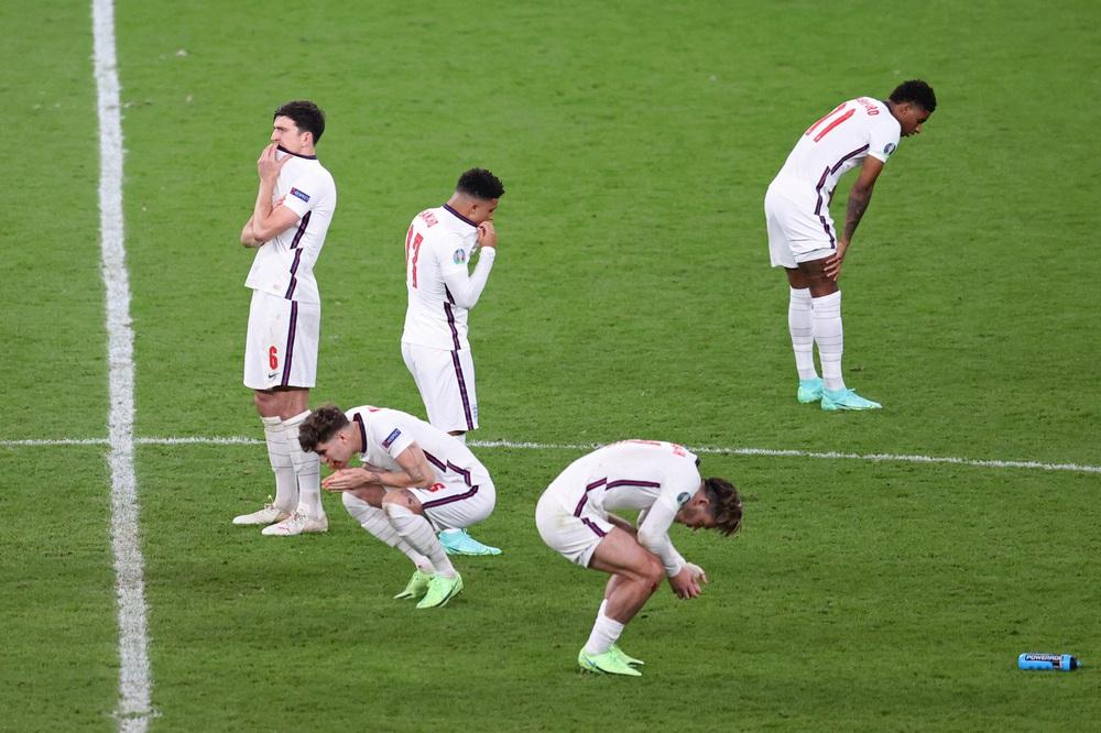 HLV Gareth Southgate nhận lỗi về màn đấu súng, ca ngợi Italia vô cùng xuất chúng - Ảnh 1.