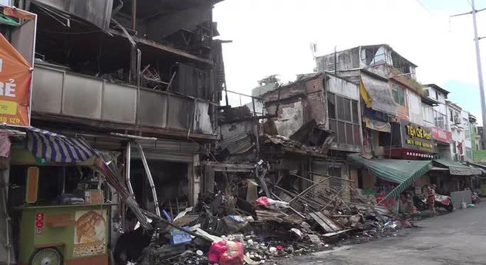 Lời khai kẻ đốt nhà mặt tiền đường Nguyễn Thượng Hiền, quận 3 - TP HCM - Ảnh 1.