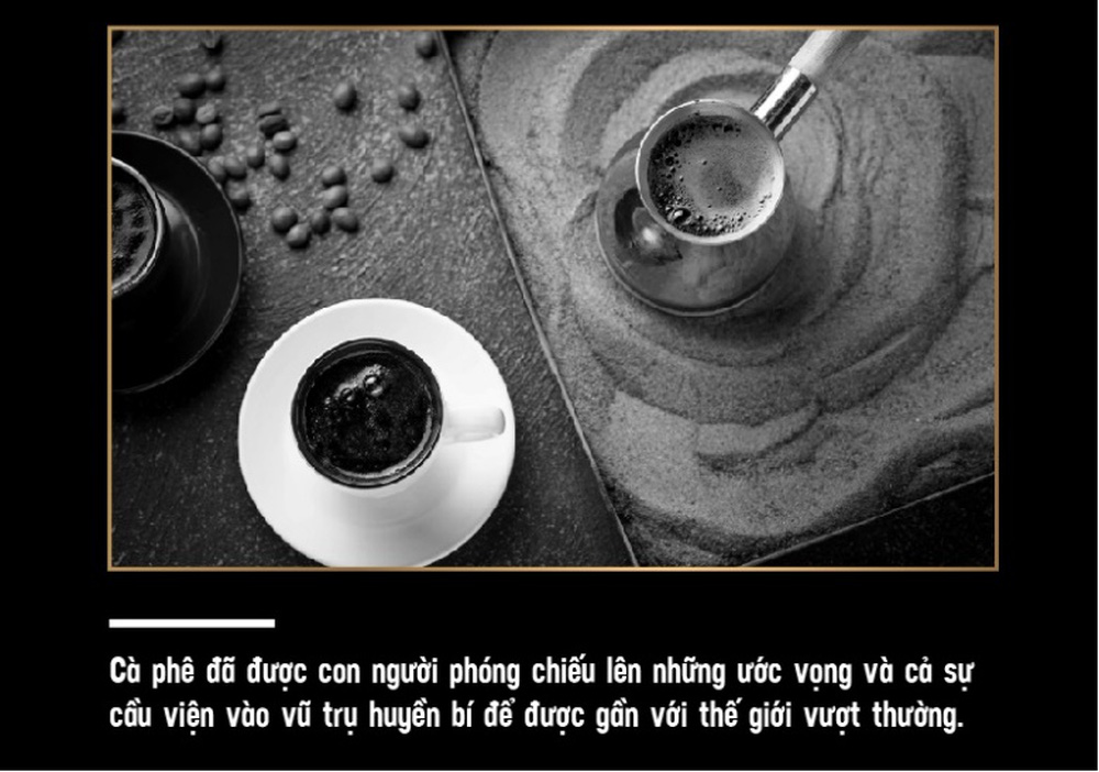 Cà phê và quan niệm về sự sống - Ảnh 2.