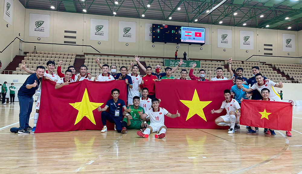 Đội tuyển futsal Việt Nam điều chỉnh ngày tập trung hướng tới World Cup 2021 - Ảnh 1.