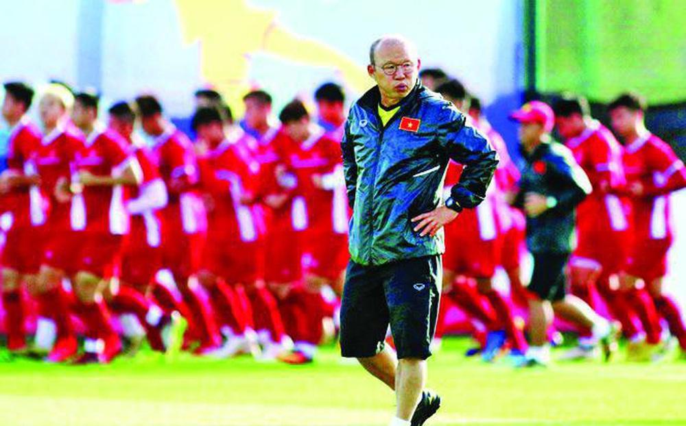 Vòng loại World Cup: VFF tính phương án để đội tuyển Việt Nam đá sân trung lập