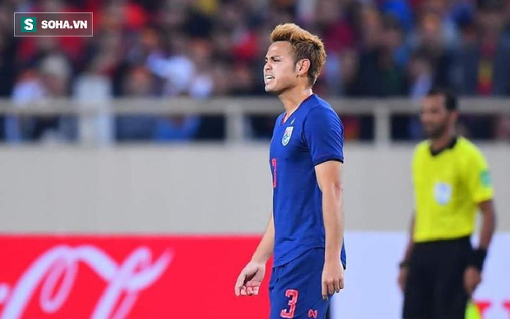 Sau bê bối từ chối lên ĐTQG, cầu thủ Thái Lan nhận trái đắng tại đội bóng Nhật Bản - Ảnh 1.
