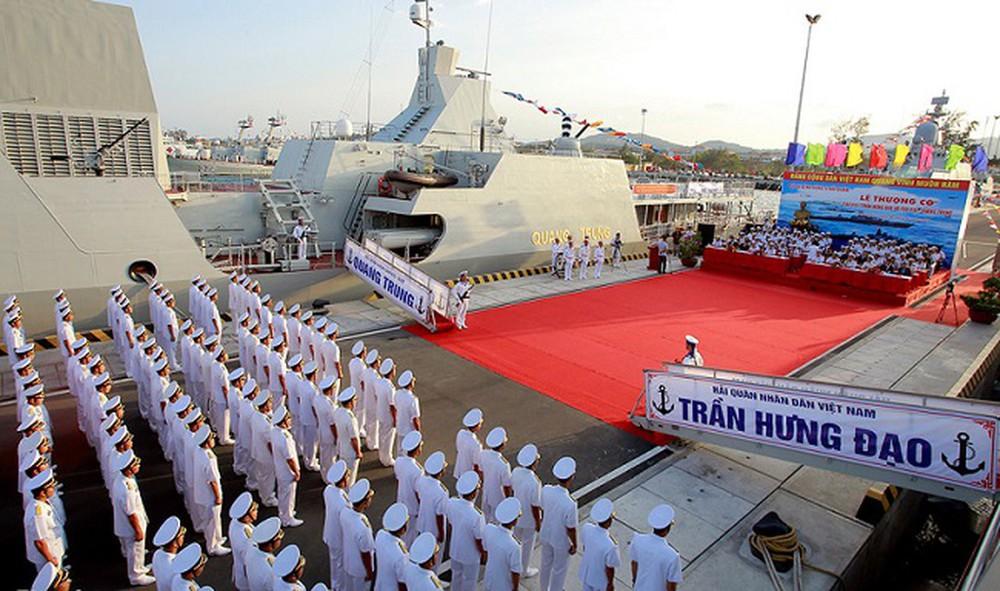 Soái hạm Gepard hiện đại nhất HQVN làm nhiệm vụ đặc biệt: Lớn mạnh vượt bậc - Quyết thắng! - Ảnh 2.