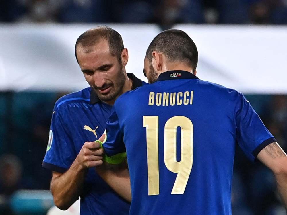 Bộ đôi tường đồng vách sắt và thứ nghệ thuật đưa đội tuyển Italia lên đỉnh châu Âu - Ảnh 2.