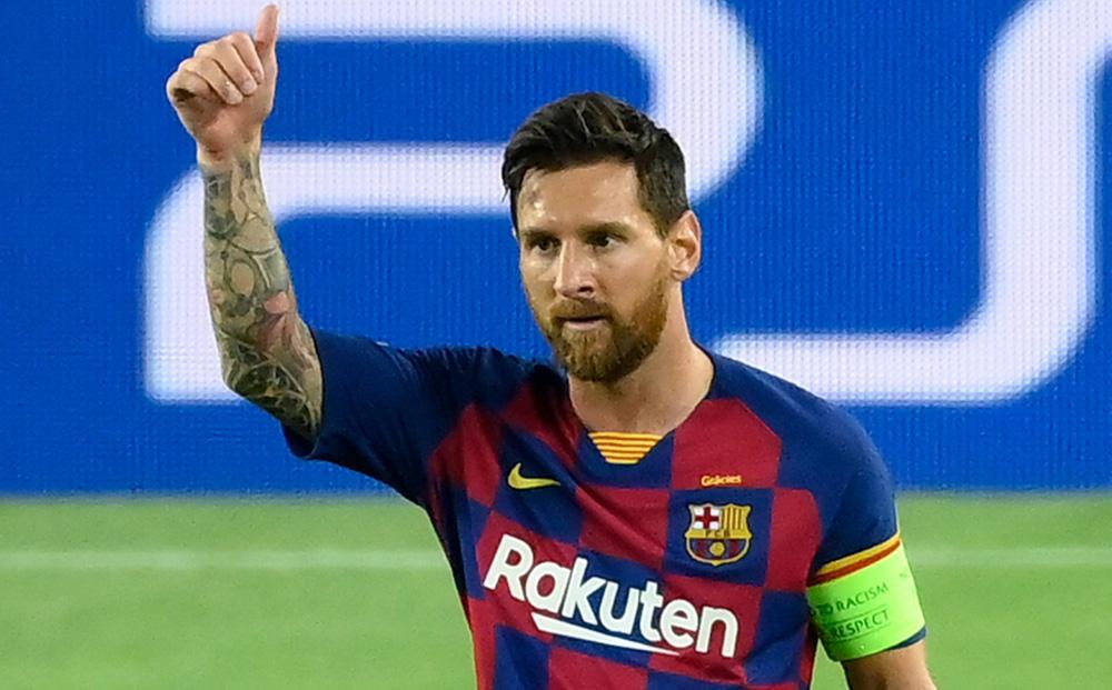 Tương lai của Messi dần sáng tỏ