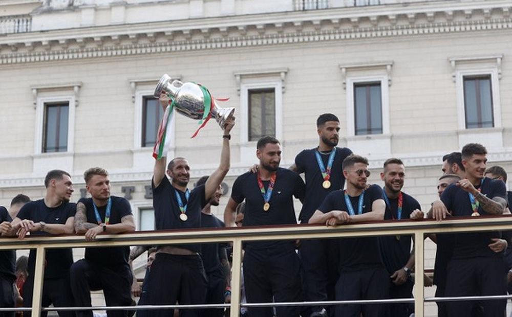 Vô địch EURO 2020, Italia nhận mức thưởng kỉ lục